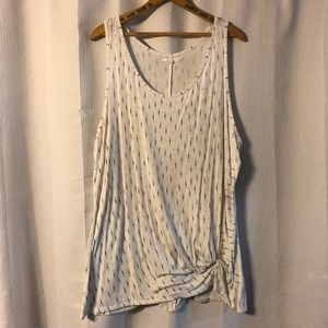 Maurices Knot Front Tank